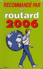 Recommand� Guide du Routard 2006