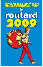 Recommand� Guide du Routard 2009