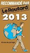 Recommand� Guide du Routard 2013